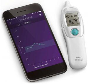 termometro Philips Avent
